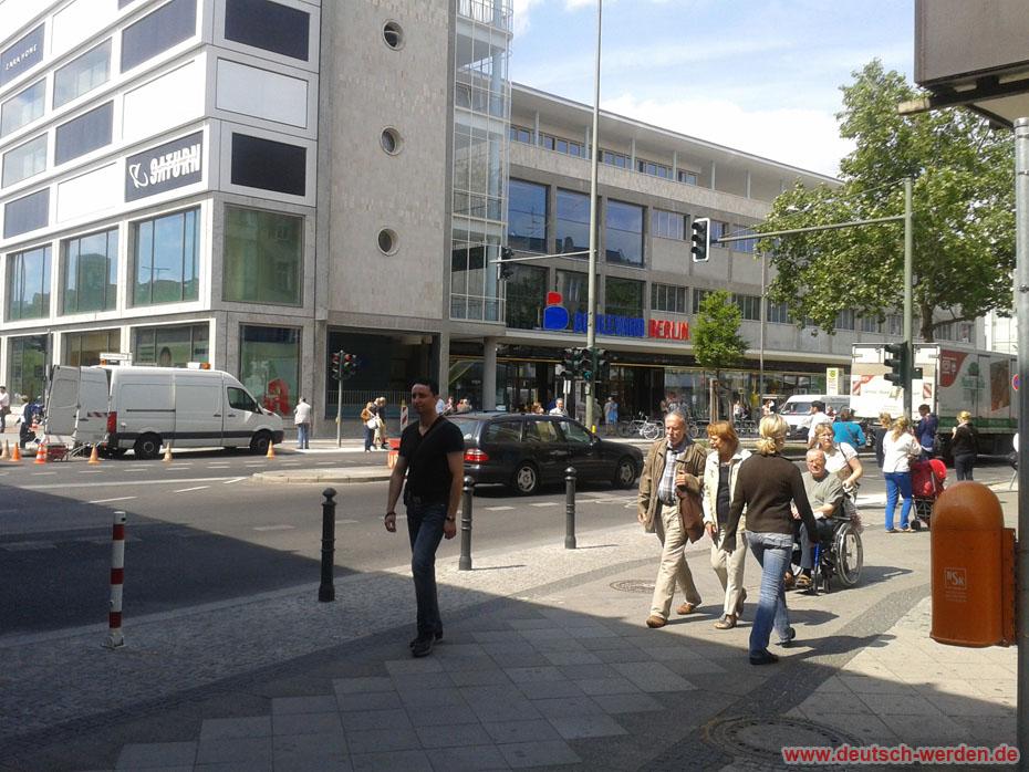 boulevard berlin das neue einkaufszentrum in steglitz auf schlossstra e. Black Bedroom Furniture Sets. Home Design Ideas
