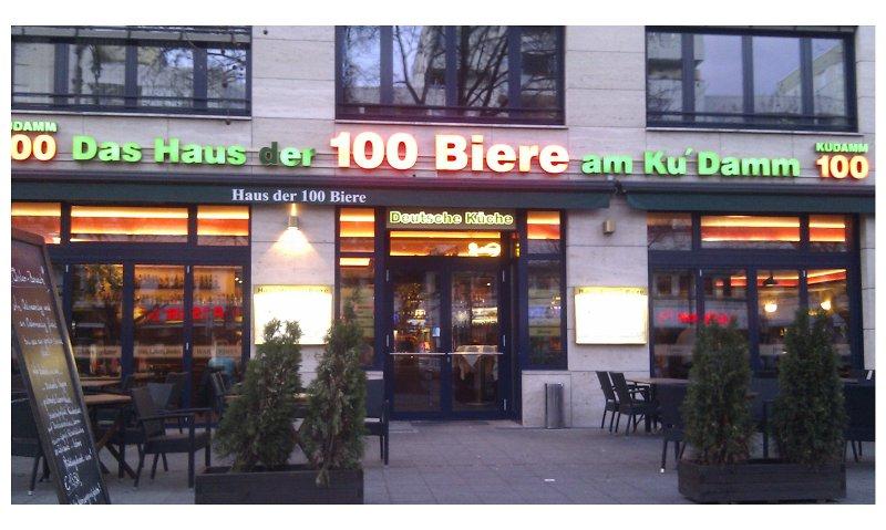 Ach Niko Ach Haus der 100 Biere