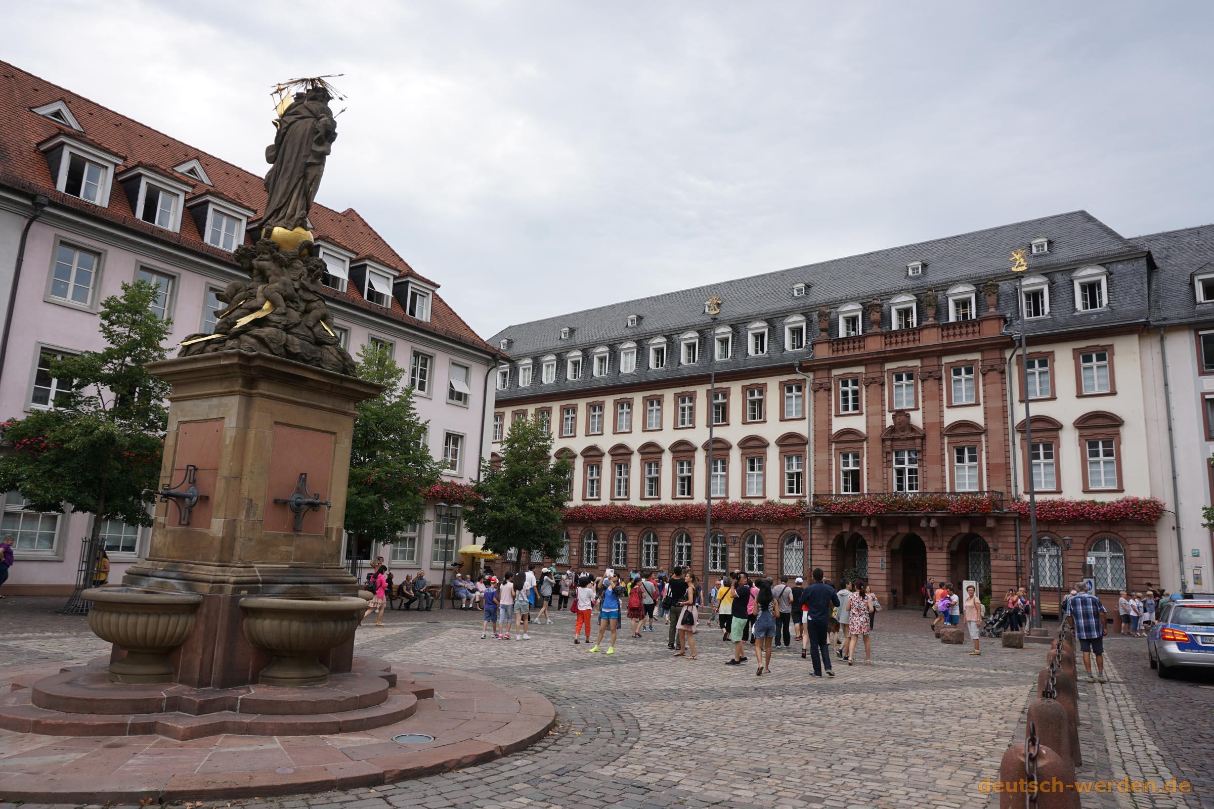 Einbürgerungstest Heidelberg