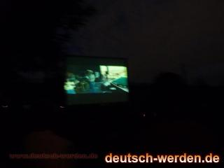 KULTURFABRIK Moabit, Berlin - Open Air Kino - Der Film