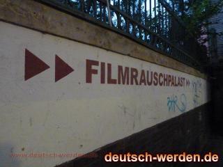 KULTURFABRIK Moabit, Berlin - Filmrauschpalast