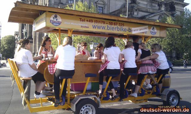 BW - Bierwagen aus Deutschland