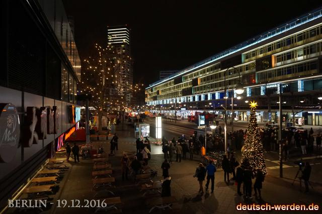Breitscheidplatz / Kudamm