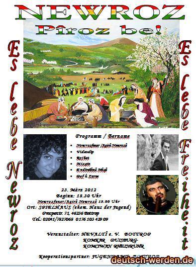 Newroz in Bottrop