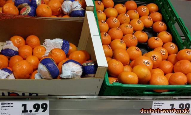 was ist unterschied zwischen clementine und mandarinen beide sehen fast gleich aus deutsch. Black Bedroom Furniture Sets. Home Design Ideas