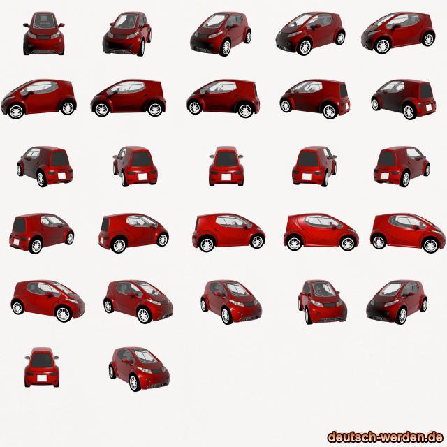 IMA Elektroauto - Alle Bilder
