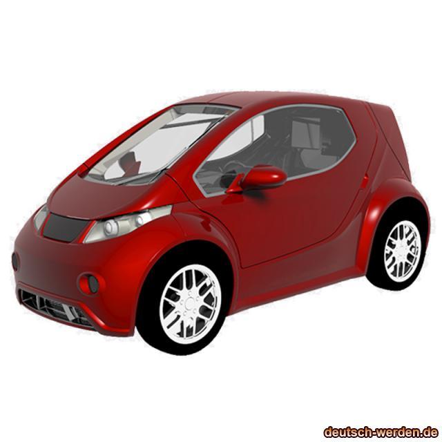 IMA Mikromobil - Elektroauto