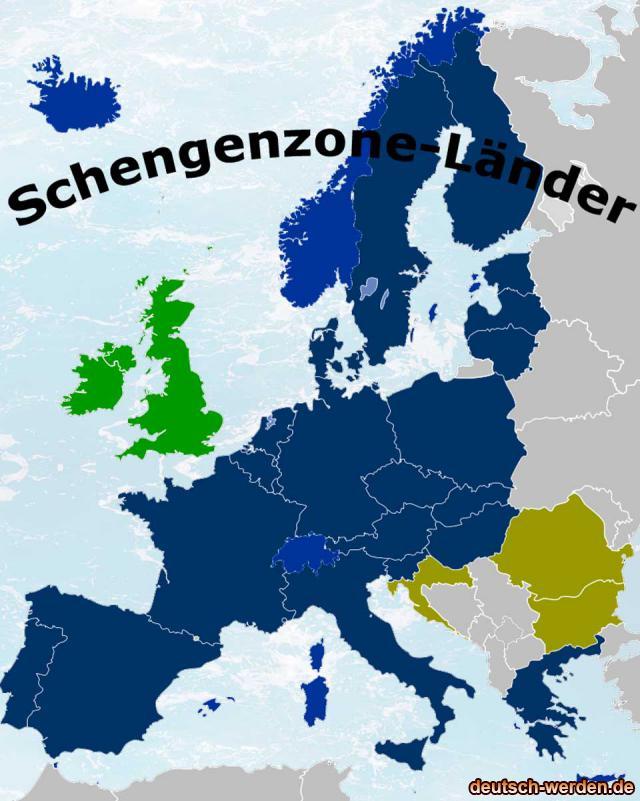 Schengenzone 2015