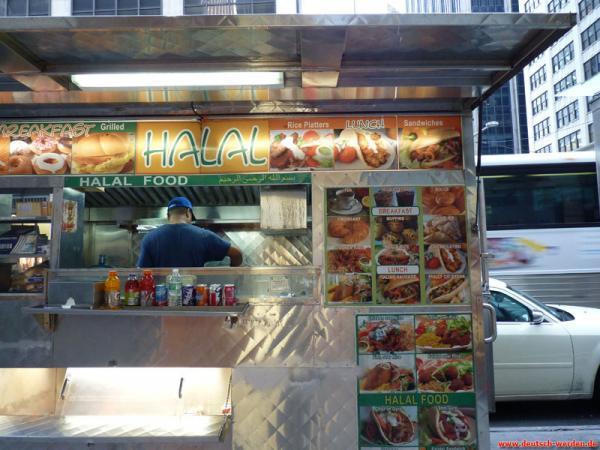 Halal Food Near Wall Street