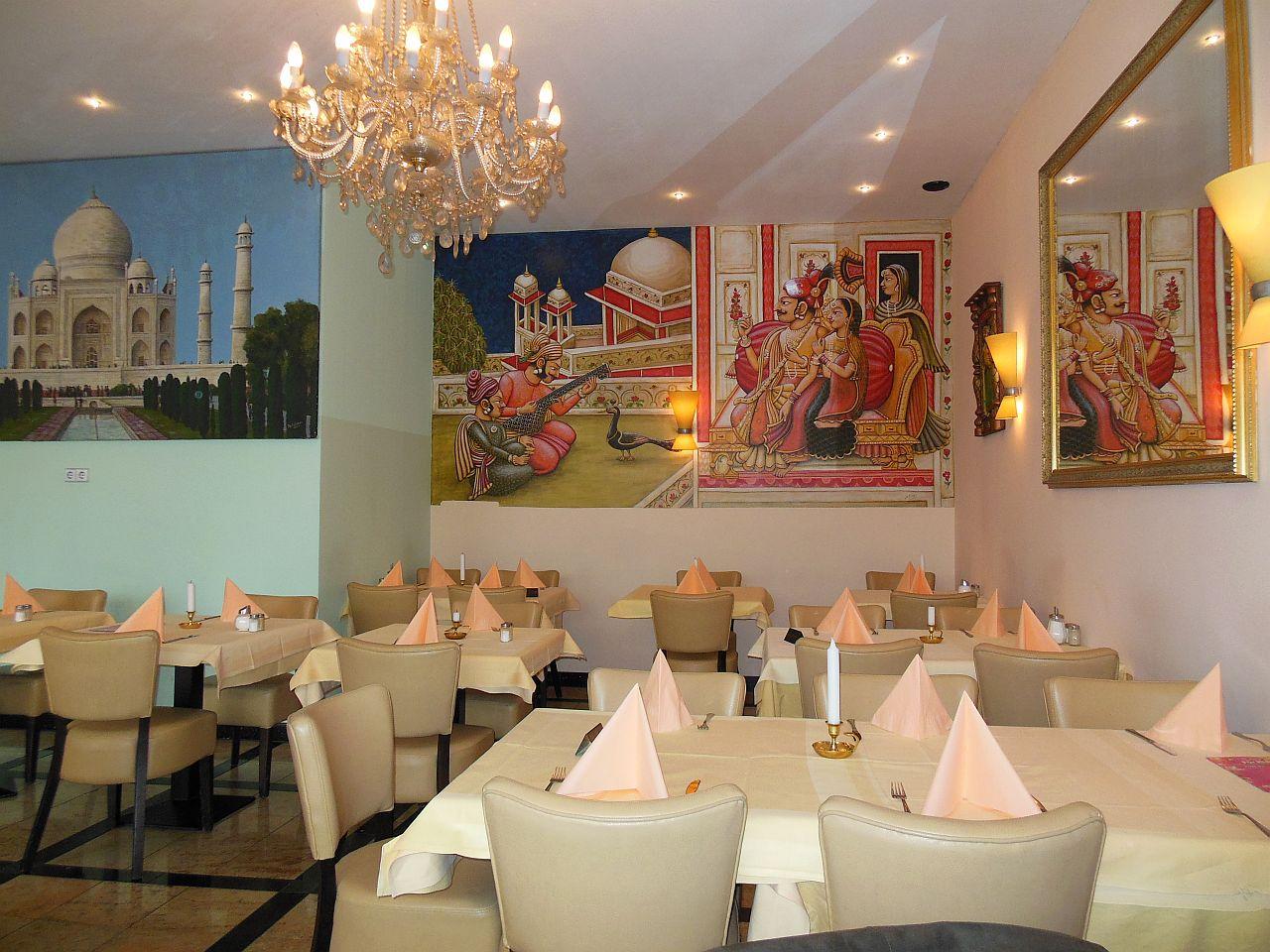 Restaurantbesuch - Nirwana in Berlin [indisch]   Deutsch-Werden.de